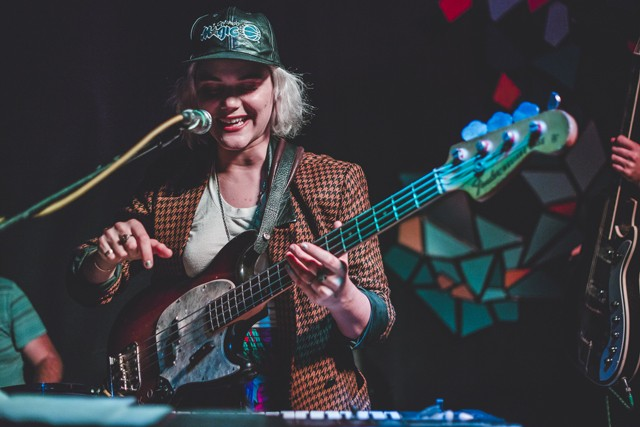 Soko at the Peacock Room (photo by James Dechert)