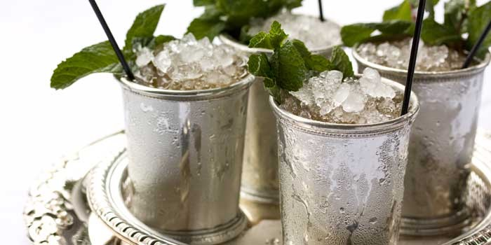 MINT JULEP PHOTO VIA GARDEN & GUN