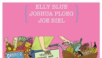 Special dinner with <i>Bikenomics</i> author Elly Blue