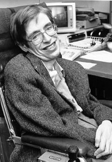 WIKIPEDIA - Stephen Hawking
