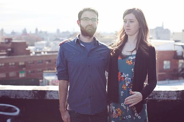 Steven and Sara Peterman