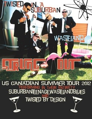 Strung Out will be performing two of their classic albums in their entirety when the band hits the Social on Sept. 15.