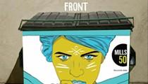 Mills 50's next street art project: beautifying Dumpsters