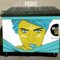 Mills 50's next street art project: beautifying Dumpsters