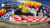 Sugar walls: The city considers a pilot program regulating murals