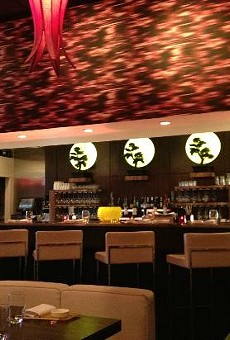 Sushi Pop celebrates expansion with party in their new cocktail lounge tonight