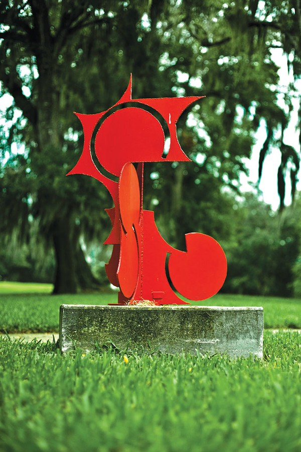 """Symphony,"" 1989, by Paul Marco"