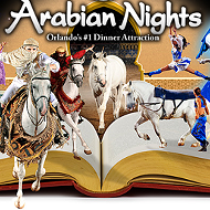 Creepy video of abandoned Arabian Nights dinner theater
