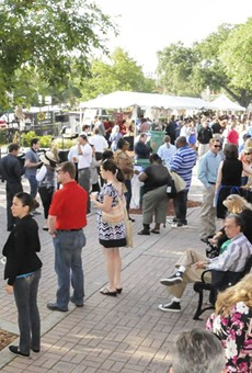 Taste of Winter Park gathers nearly all the area's hot restaurants into a foodie paradise