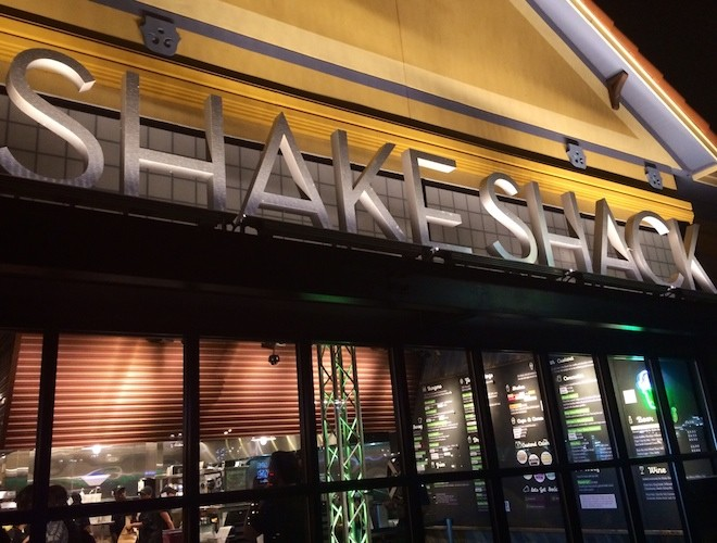 Tasty shots from the Shake Shack media preview