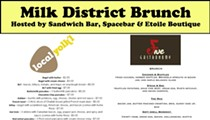 Tasty Sundays in the Milk District!
