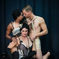 The Abbey turns into the Kit Kat Klub for their production of 'Cabaret'