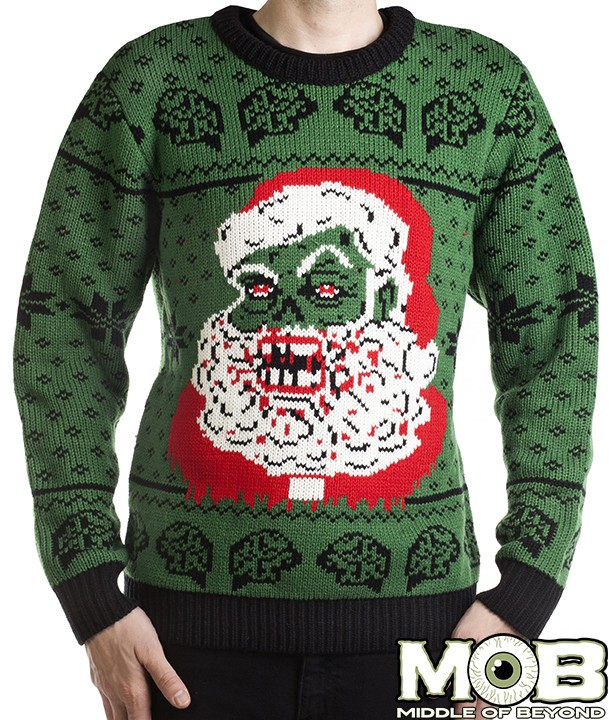 click to enlarge - Best Ugly Christmas Sweaters Ever