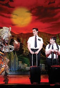 'The Book of Mormon' preaches to the choir