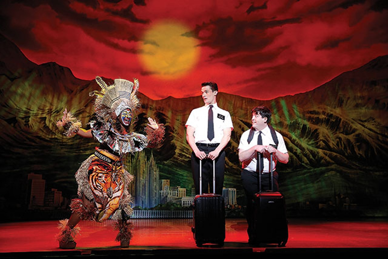 the book of mormon preaches to the choir arts stories