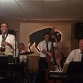 This Little Underground: The Chris Charles Quartet at the Smiling Bison