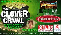 The Clover Crawl to benefit 2013 AIDS Walk Orlando