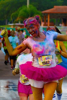 The Flavor Run gets you sweet, sticky and sweaty at Bill Frederick Park