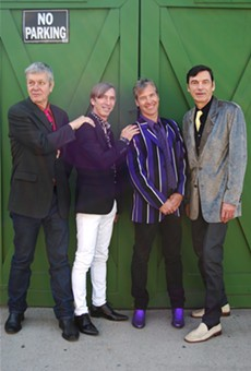 The Fleshtones slosh their stylistic mop through punk, garage and rockabilly at Will's Pub