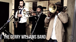 The Gerry Williams Band at North Avenue Studios