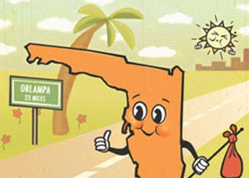 THE HITCHHIKER'S GUIDE TO FLORIDA