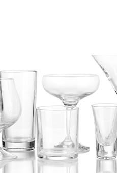 The language of glassware