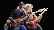 The many rock formations of classic-rock hit machine Deep Purple
