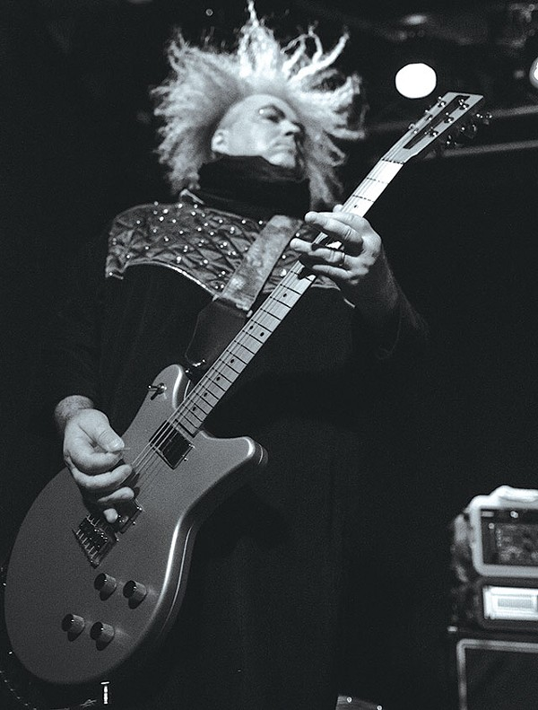 THE MELVINS - PHOTO BY GREGGORY SCHWARTZ