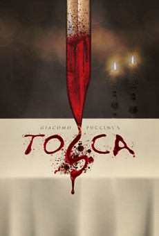 The Orlando Philharmonic and Florida Opera Theatre bring Puccini's 'Tosca' to the Bob Carr this weekend