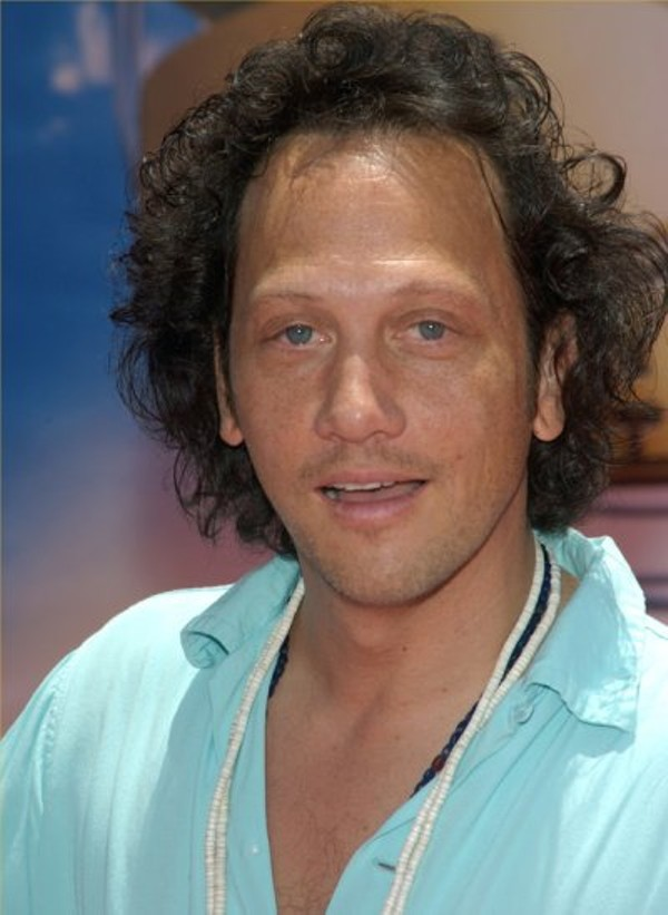 The real Rob Schneider.