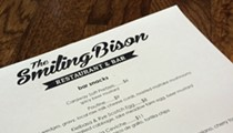 Smiling Bison now open for lunch (photos)