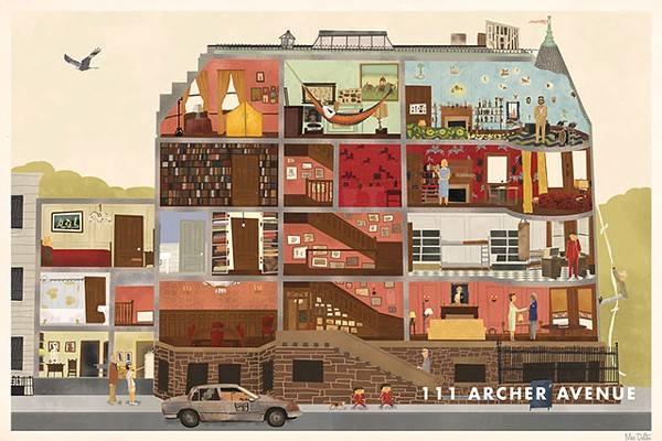 ART BY MAX DALTON