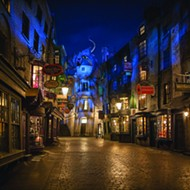 The year in theater and theme parks