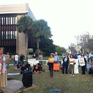 "Third ""Awake the State"" rally held tonight in Orlando, to lukewarm reception"