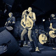 This Little Underground: Dwarves, The Queers, Richie Ramone (Backbooth)