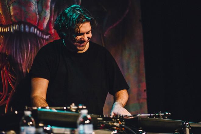 DJ Abilities at the Social - JAMES DECHERT