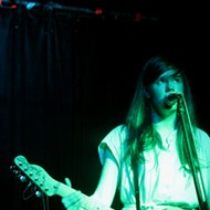 This Little Underground: Magik Markers' Elisa Ambrogio & Nathan Bowles at Will's Pub