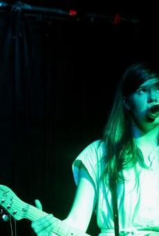 Elisa Ambrogio at Will's Pub