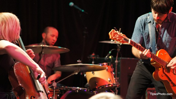 Murder by Death at the Social - MICHAEL LOTHROP