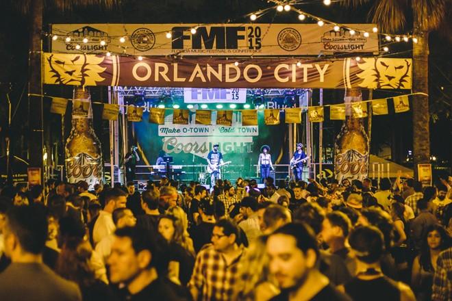 Florida Music Festival 2015 - JAMES DECHERT