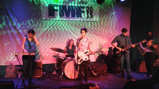 Waxed at Florida Music Festival 2015