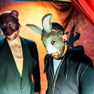 This Little Underground: The Bunny The Bear, I Arrhythmist, Kyle Colby at Backbooth