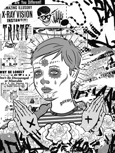 'Timmy El Triste' by Andre Greppi