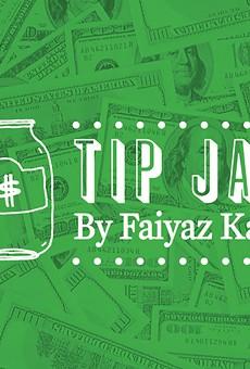 Tip Jar: local food news