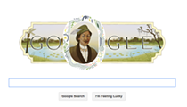 Today's Google doodle honors Zora Neale Hurston