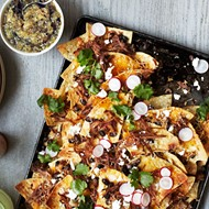 Game day grub: 7 epic plates of nachos so good you won't care who wins.