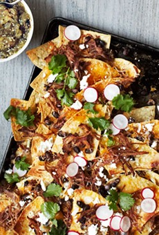 Truly epic nachos take a bit of work, but it's so worth it.