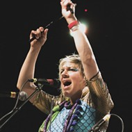 This Little Underground: tUnE-yArDs and Son Lux (The Beacham)