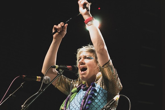 tUnE-yArDs at the Beacham - CHRISTOPHER GARCIA