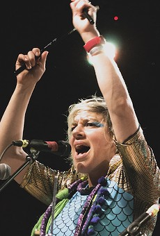 tUnE-yArDs at the Beacham